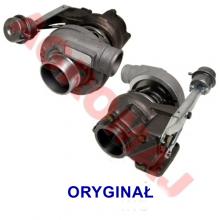 KOMATSU Turbosprężarka S4D102E