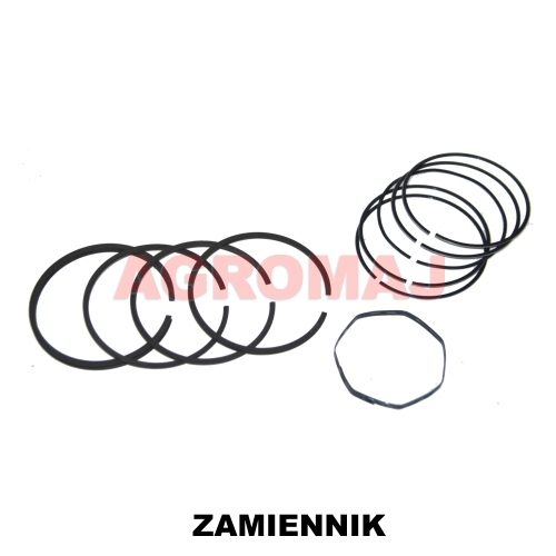 PERKINS Komplet pierścieni tłokowych, 41158085, 41158008, 745902m91, 82154, 30/34-16