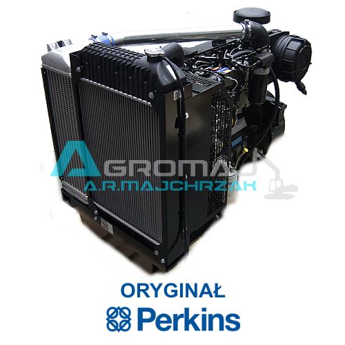 PERKINS Silnik Kompletny 1104C-44TA, , rj51161