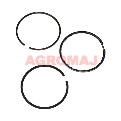 MITSUBISHI Komplet pierścieni tłokowych (+0,50), mm434345, mm434-345, 223-0418, 2230418