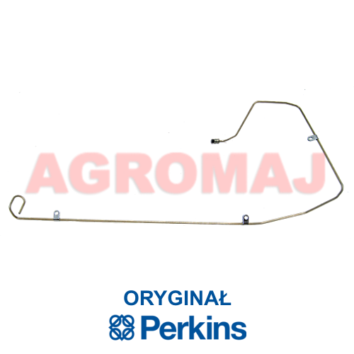 PERKINS Przewód paliwa 1106C-E60TA, 4124a159,