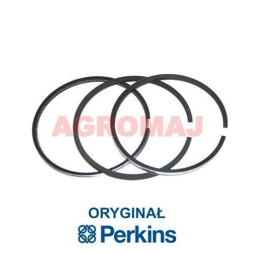 PERKINS Komplet pierścieni tłokowych (STD) ORYGINAŁ, mprk0001,