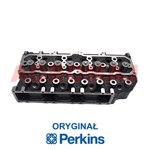 PERKINS Głowica silnika 804C-33 804C-33T, mpch0002, 32a01-01001, 32a0101001, 32a01-01010, 32a0101010, mpch0001