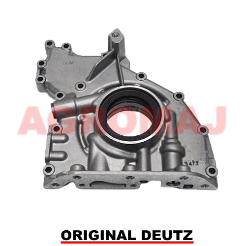 DEUTZ Pompa oleju silnika BF4M1012 BF4M1012EC, 04253472, 04198661, 04204234, 04206382