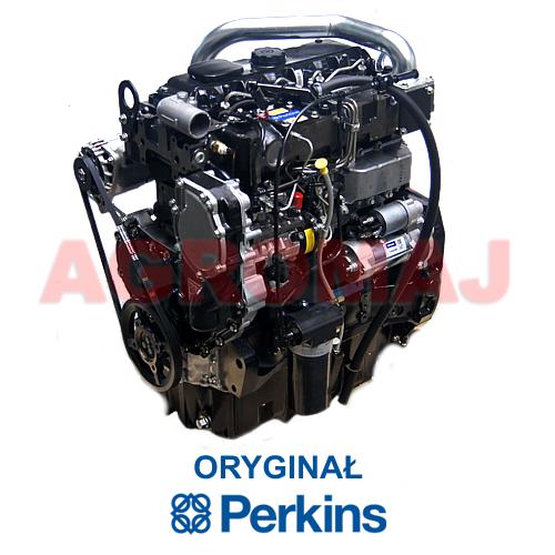 PERKINS Silnik Kompletny 1104C-44T, , rg81374u685333e