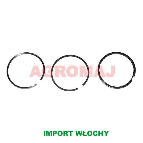 KUBOTA Komplet pierścieni tłokowych Z400 D600, 14601-21050, 1460121050, fin72115rs00, kub72115rs00