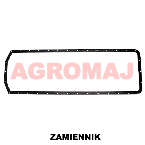 HANOMAG Uszczelka misy D963 D963A1, 2992770m1, 2872191m1