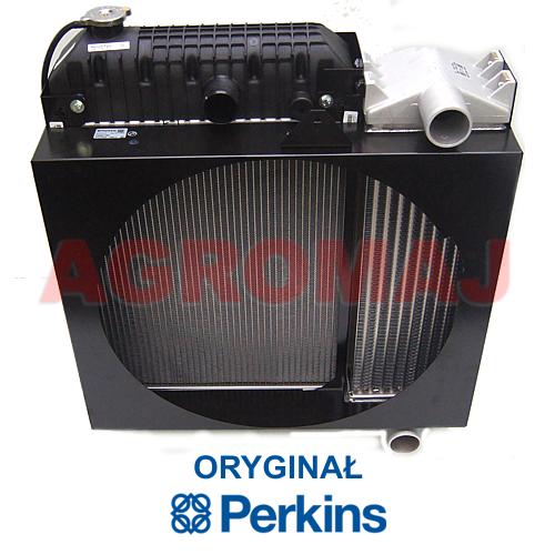 PERKINS Chłodnia silnika 1104D-E44TA 1106C-E60TA
