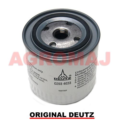 DEUTZ Filtr oleju TD4L2009 TD2009L04, 02934633,
