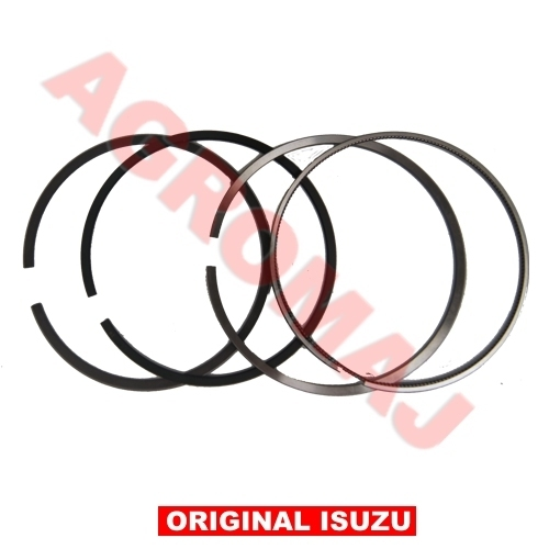 ISUZU Komplet pierścieni 4HK1 6HK1, 8-98017166-0, 8980171660