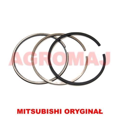 MITSUBISHI Komplet pierścieni tłokowych (STD) L2E L3E, mm433713,