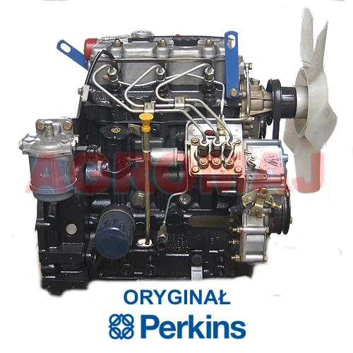 PERKINS Silnik Kompletny 403C-15