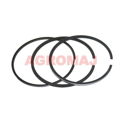PERKINS Komplet pierścieni tłokowych (+0,50), 4181a046, 4223438m91, 30/34-182b