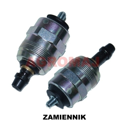 IVECO Cewka gaszenia silnika (12V) 8045.25 8045.05, ea42533181, 22/7101-30, dss167042