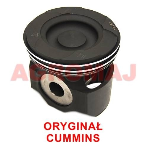 CUMMINS Tłok kompletny z pierścieniami (STD) QSX15, 4923747, 4089898, 408989800, 4059363