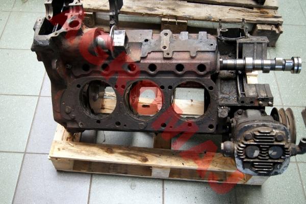 DEUTZ Blok silnika F6L413, ,